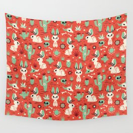 Cryptid Cuties: The Jackalope Wall Tapestry