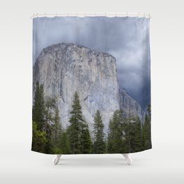 Yosemite National Park, El Capitan, Yosemite Photography, Yosemite Wall Art Shower Curtain