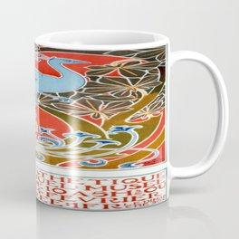 Vintage poster - La Libre Esthetique Coffee Mug