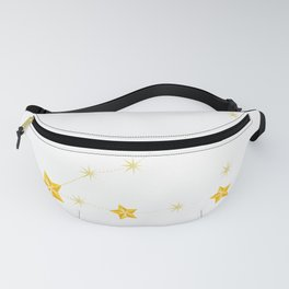 Zodiac Constellation Capricorn Zodiac Fan And Nature Lover Gift Fanny Pack
