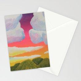 Sunrise over Lemon Stationery Cards