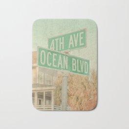 Ocean Boulevard Bath Mat