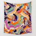 Sara - Abstract Brushstrokes by lisaguenraymond