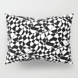 Skank Black Pillow Sham