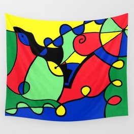 Print #11 Wall Tapestry