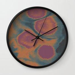 Under Eyelids Wall Clock