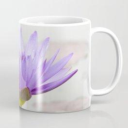 Blue Lotus Reflection Coffee Mug