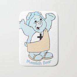 Messiah Bear Bath Mat