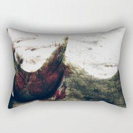 Boi da Cara Preta Rectangular Pillow