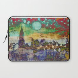 City of my Dreams Laptop Sleeve