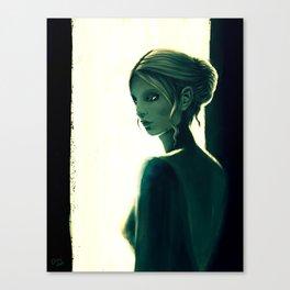 Quiet Sun  Canvas Print