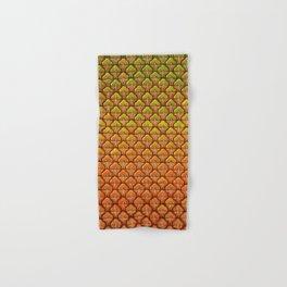 Pineapple Mania Texture Hand & Bath Towel