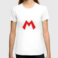 nintendo T-shirts featuring Nintendo Mario by JAGraphic