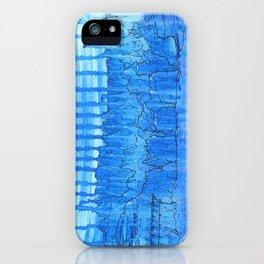 Glacial Cavern iPhone Case