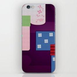 祭り iPhone Skin