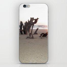 Drift Wood #1 iPhone Skin