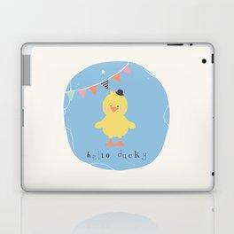 Dennis Duck Laptop & iPad Skin