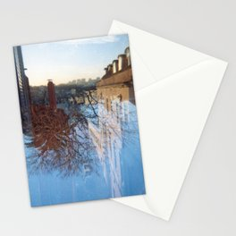 Upside Down #1 Stationery Cards