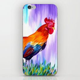 Rooster and Proud iPhone Skin