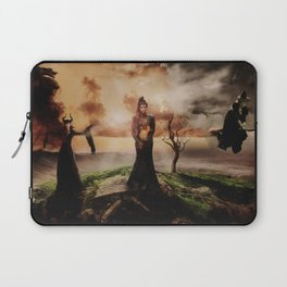 Queens of Darkness Megaposter Laptop Sleeve