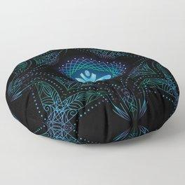 shanti om Floor Pillow