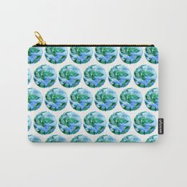 Earth Drawing Carry-All Pouch