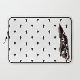JoJo - Bruno Bucciarati Pattern [Zipper Ver.] Laptop Sleeve