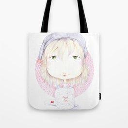 pearly jam Tote Bag