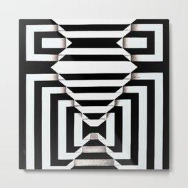 Geometric 5371 Metal Print