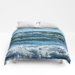 Pelicans Surf Top Flying Comforters