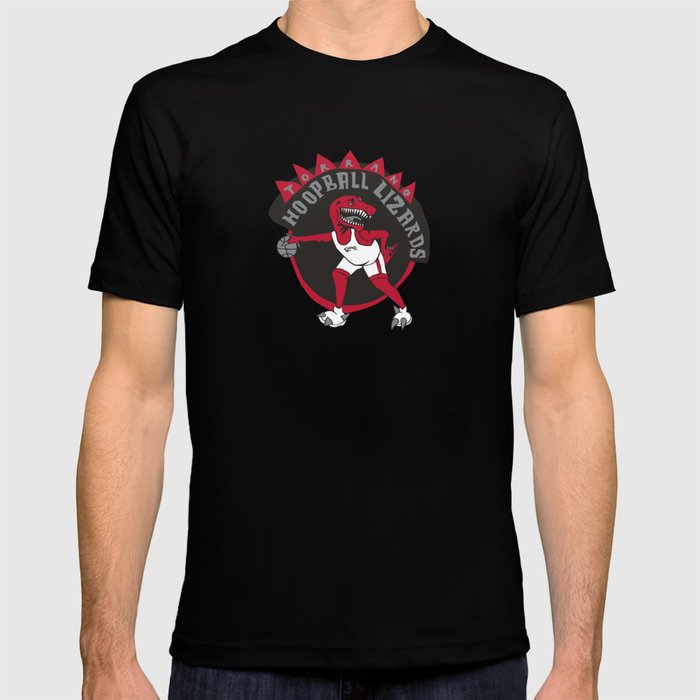 torrano hoopball lizards T-shirt