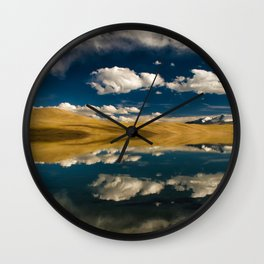 Sunshiny Wall Clock