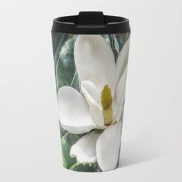 Soft Magnolia Travel Mug