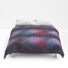 Laser Plaid Comforters