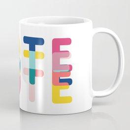 Modern Vote Coffee Mug