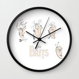 potter doctor Wall Clock