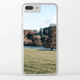 Osmaston park Clear iPhone Case
