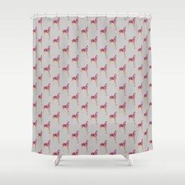 Standing Foal Shower Curtain