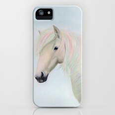 White Horse Slim Case iPhone (5, 5s)