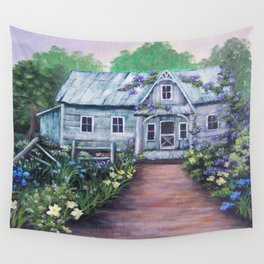 Ivy Cottage Again AC151201e-11 Wall Tapestry