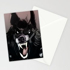 The Werewolf Stationery Cards