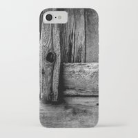 wooden iPhone & iPod Cases featuring wooden by Bonnie Jakobsen-Martin