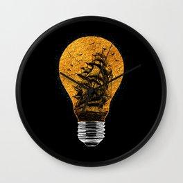 Light of Journey Wall Clock