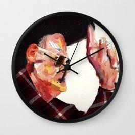 Howdy Wall Clock