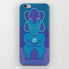 Prayers for Oto Island iPhone & iPod Skin