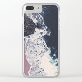 sea of love Clear iPhone Case