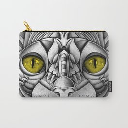 Ornate Sphynx Cat Carry-All Pouch