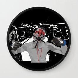 Nate Diaz Beast Mode Wall Clock