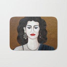 Amalia Rodrigues, the voice of the fado Bath Mat