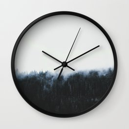 Haunting love Wall Clock
